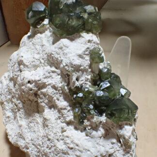 Granato demantoide Madagascar